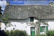 Celtic houses / by Lug