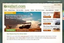 iSafari Custom Safaris / iSafari.com is your custom African safari planning tool for authentic, intimate safari experiences. Read reviews on the finest luxury safari camps, research African wildlife and migration patterns, investigate weather and best times to travel to Africa... then create and share your custom dream safari with our exclusive online safari journals!