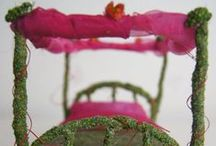 Miniatures & Fairy Furniture / by Beneaththeferns
