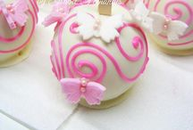 Sweet Choices / Cakes cookies sweet recipes  / by Ivette Mendez 🌹