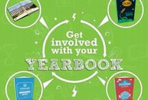 Free Yearbook Printables / Find posters and all sorts of resources to help you have loads of fun yearbooking. If you're on the prom committee, you might want to check out our free Prom Ticket Printables too :)