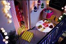 balcony / garden