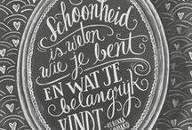 Womoda | Quotes / Inspiratie, zelfvertrouwen, levenslessen, genieten, geluk