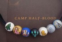 Demigods / About Camp Half Blood and Camp Jupiter and everything of the Heros of thre Olympian and Percy Jackson Univers