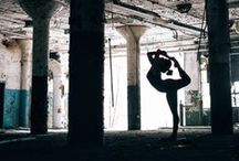 urban*yoga*inspiration / Pica that inspire to be a modern yogi in city life.