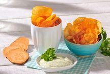 Chips und andere Leckereien