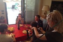 Behind the scenes o making video Taksim Accordion / Making music video Taksim Accordion in Italy
