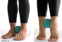 Ballroom and Latin Stretching, Exercising