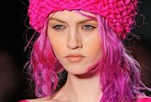 Hot Pink - Color Intensity inspiration / Feeling inspired by this board? Ask your hairdresser for Color Intensity!
