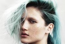 Peacock Green - Color Intensity inspiration / Feeling inspired by this board? Ask your hairdresser for Color Intensity!
