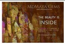 The beauty is inside. / GEMSTONE INCLUSIONS: THE IMPORTANCE OF INCLUSIONS IN GEMS
