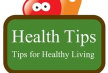 Healthy Tips / Simple tips for healthy living can help your heart, mind, and whole body.