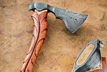 The Cutting Edge / Knives, Swords