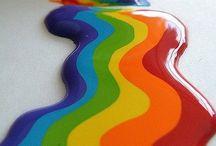 أللوان من العالم .. Colors of the world / The colors of the world
