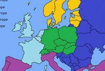 أوروبا الجنوب .. Europe South