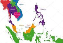 جنوب شرق آسيا .. Southeast Asia