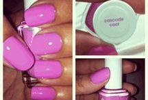 Nails!  / by Megan Engle