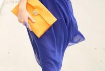 ~~ BLUE & YELLOW ~~ / by ~~ Lauren ~~