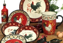 ~~ FRENCH ROOSTERS ~~ / by ~~ Lauren ~~