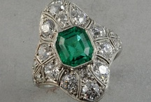 """~~ HAS TO BE EMERALDS ~~ / """"MY MAY BIRTHSTONE"""" / by ~~ Lauren ~~"""