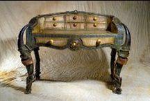 Furniture-Design in wood / by Kim Barbieri