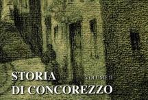 Concorezzo - Libri di storia locale / by Biblioteca Comunale di Concorezzo