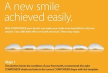 Componeers / The wait is over! A new easy and straight forward treatment that can transform your smile in one visit.