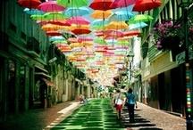 Turystyka w Europie / Wakacje i ferie w Europie, miasta i zabytki europejskie, podróże samochodem po Europie.