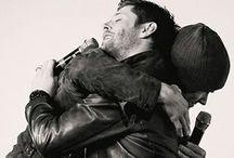 Jensen Ackles and Jared Padalecki / hotties :*