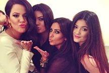 Jenners and Kardashians!