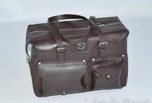 Unisex Vinnie Baby Changing Bag / Real leather unisex baby changing bag to suit both mummy and daddy! www.hamiltonturnberry.co.uk