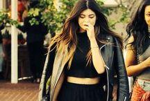 celebrity style guide - kylie Jenner