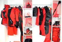 BEST OF / Le SolentBest'of est la sélection d'équipements et d'accessoires que vous avez choisi le mois précédent sur Solentbay, présentée dans un dressing.  http://www.solentbay.com/fr/content/38-solentbestof