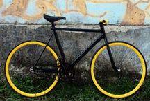 YELLOW / #jaune #vélo