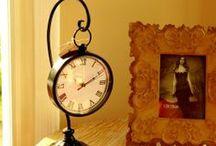 Duvar ve Masa Saatleri