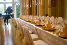 Tabletop Design / Table Settings / Check out some nice ideas for making your table settings refined and chic, ideal for weddings, celebrations, events, corporate dining and