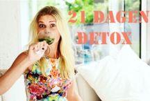 The Healthy one / Laat je inspireren op het gebied van voeding, mindfullness, ontstressen, balans, energie en meer!