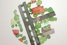 maps / by Sabrina Buchanan