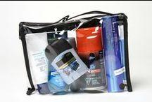 L'étudiant voyageur / Vous retournez à l'école ou allez à la maison pour les vacances? Obtenez une note parfaite en vérifiant les articles qui peuvent être rangés dans vos bagages de cabine et ceux qui doivent être placés dans vos bagages enregistrés. Soyez prêt au contrôle!