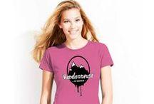 RANDONNÉE / Découvrez les T-shirt randonneur et randonneuse dessiné par l'artiste alsacien PIKO