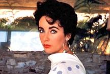 Only One Elizabeth / Best Of....Elizabeth Taylor / by Cathey Harris