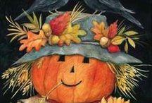 Halloween... / Szellemek éjszakája..
