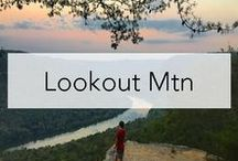 Lookout Mtn, Tennessee