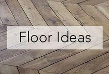 Floor Ideas / I am floored by the flooring options this day. It deserves its own board!