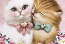Cute Kittens, Love them All ❤️❤️❤️ / Lovely cute Kittens