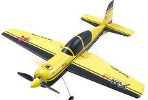 RC Airplanes / Τηλεκατευθυνόμενα Αεροπλάνα