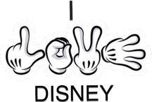 Disney Love ❤️ ❤️ ❤️