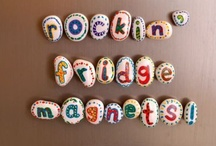 | Fridge Magnets | / Funky | Cool | Colorful | Crazy...