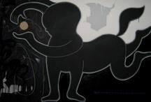 OPERE 2011 andrea mattiello / #andreamattiello #mattiello #arte #art #contemporaryart #italianartist #artista #artista #emergente #acrilico #tela #tecnicamista #acrylic #canvas #collage