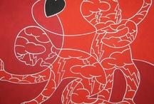 OPERE 2010 andrea mattiello / #andreamattiello #mattiello #arte #art #contemporaryart #italianartist #artista #artistaemergente #acrilico #tela #tecnicamista #acrylic #canvas #collage